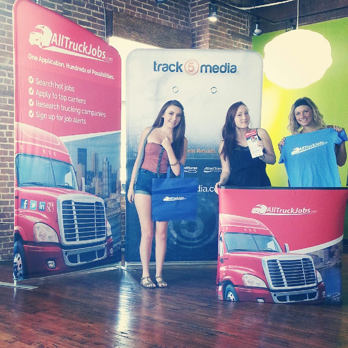 Ready, Set, GATS!: Track5Media Gears Up for the Great American Trucking Show