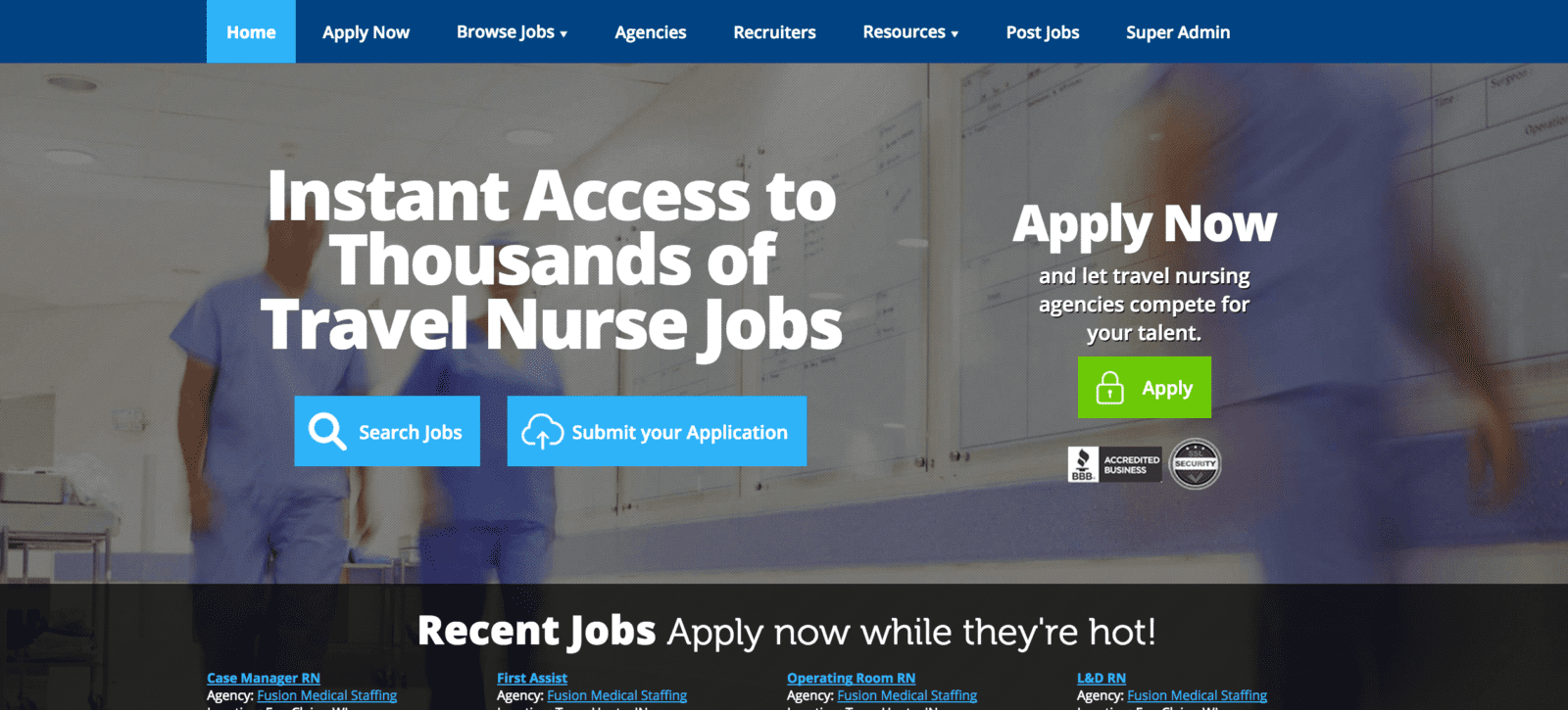 Travel Nurse Source Got a Huge Makeover