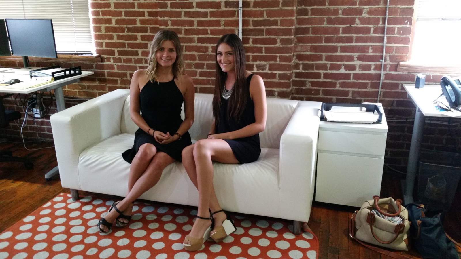 Get to Know our Newest Interns: Jennifer & Emily