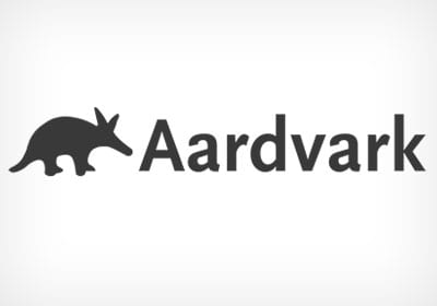 Aardcark Search Engine Logo