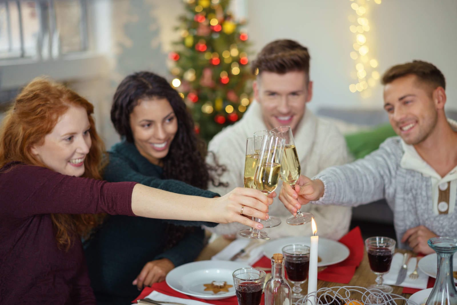The Office Holiday Party: How to Survive and Thrive