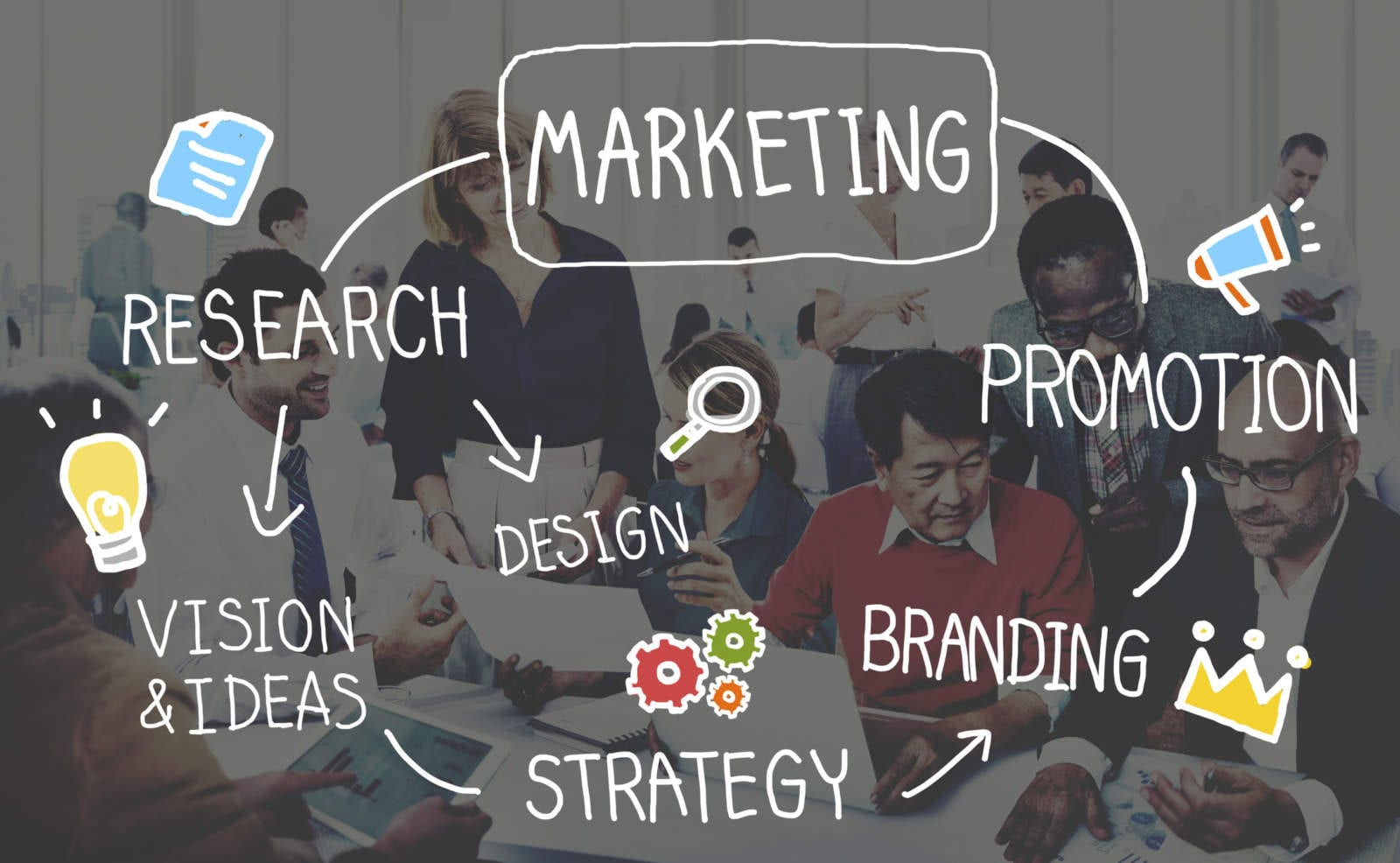 3 Basic Skills for Marketers!