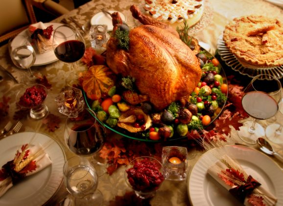Happy Thanksgiving from Track5Media