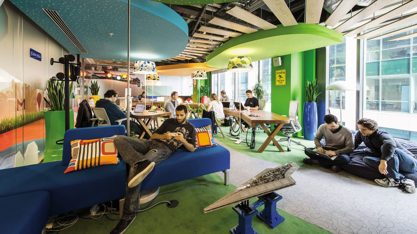 surviving an open office plan