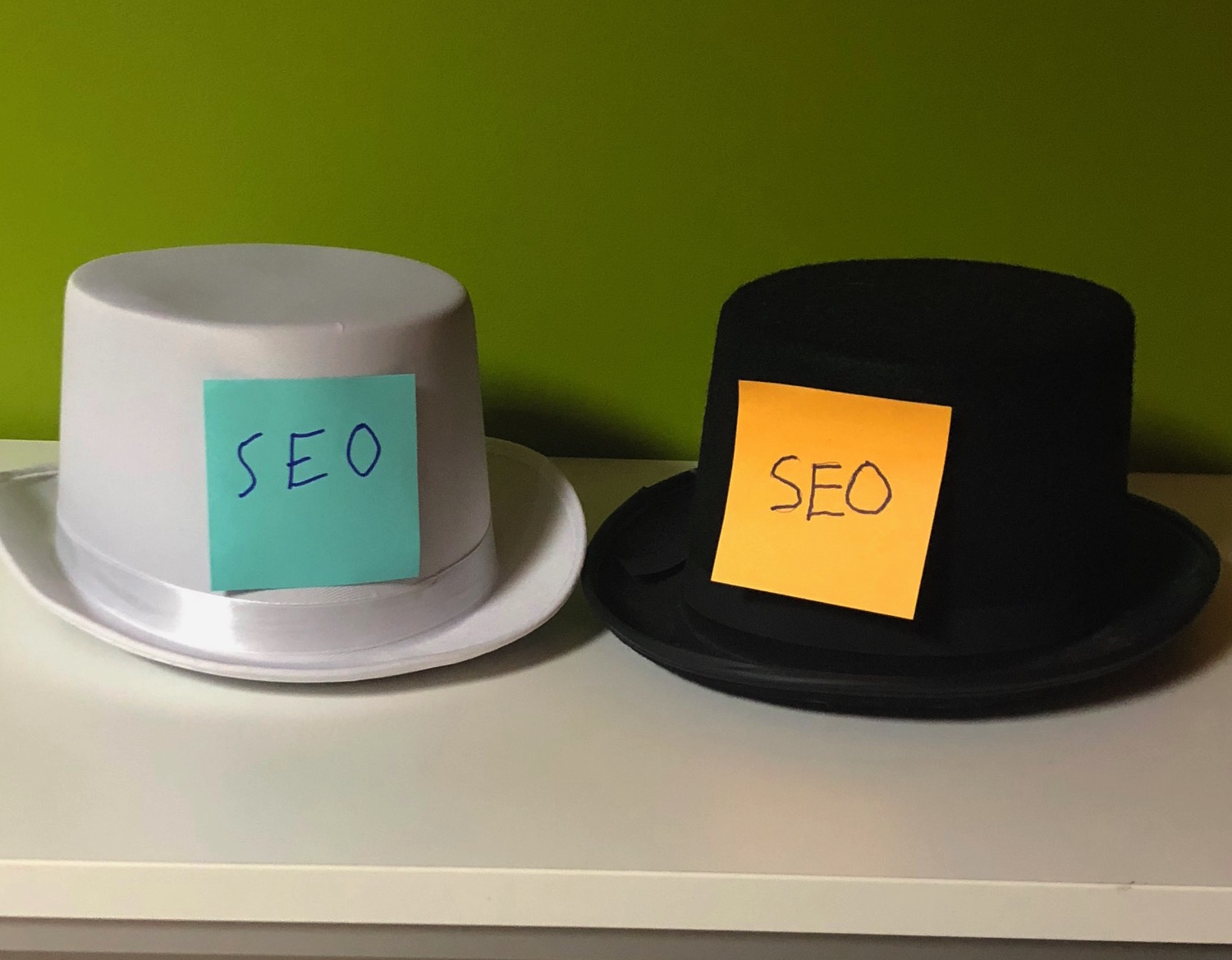 White Hat vs Black Hat SEO: Which Will You Wear?